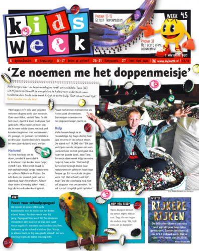 cover kidsweek week 45