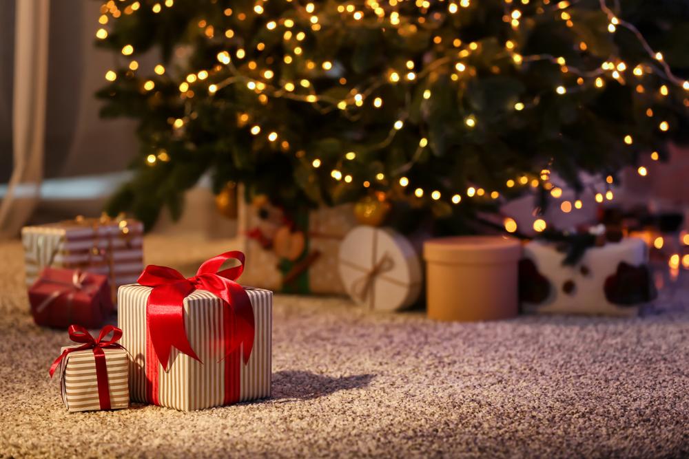 kerst cadeautje